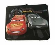 Disney Pixar Cars 3 Puzzle And Lunch Box Tin With Handle - Mcqueen And Storm