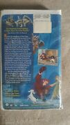 New -- The Hunchback Of Notre Dame Ii Vhs Sealed