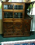 Antique Japanese Tea Cabinet Mid/ Late 1800s