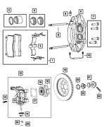 Knuckle Assembly Right Rear