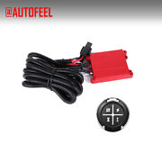 Wiring Harness Kit Remote Control Fuse Work For Dual Color Led Light Bar 12v 40a