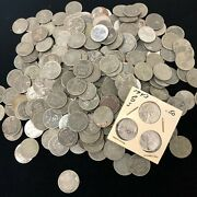 500 1943 Steel Wheat Cents Penny Lot 500 Coins Collector Coin Lot