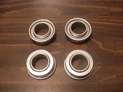 4 Cub Cadet Garden Tractor Pulling Front Wheel Bearings Gravely Ariens