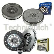Luk 3 Part Clutch Kit And Sachs Dmf For Bmw 3 Series Berlina 320d