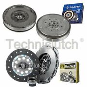 Luk 3 Part Clutch Kit And Sachs Dmf For Bmw 3 Series Estate 320d