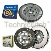 Luk 2 Part Clutch Kit And Sachs Dmf For Citroen Ds3 Convertible 1.6 Thp 150
