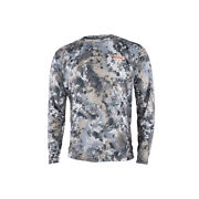 Sitka Menand039s Core Lightweight Crew Long Sleeved Shirt - All Colors And Sizes