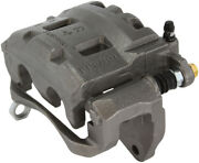 Frt Right Rebuilt Brake Caliper With Hardware Centric Parts 141.47053