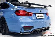 Bmw F82 M4 Gts M Performance Rear Carbon Spoiler Wing