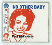 Paul Mccartney No Other Baby Japan Cd Tocp-40120 New S6935