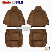 2002 2003 2004 2005 2006 2007 Ford F250 F350 F450 F550 King Ranch Leather Covers