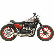 Bassani Stainless Road Rage Iii Hi-output 21 Exhaust 2004-19 Harley Sportster