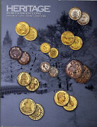 2019 New York - Gold Silver World Coin S Heritage Public Auction Sale Book