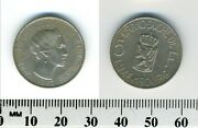 Luxembourg 1962 - 5 Francs Copper-nickel Coin - Charlotte - 1