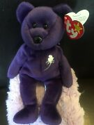 Princess Diana Beanie Baby. Ty Hand Made In China, Pvc, Spaced, Mem Fund Version