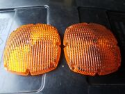 Signal-stat 9382a 7 Bus Signal Lamp Acrylic Replacement Lens Lot Of 2