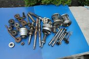 Huge Lot Of Omc Boat Parts Gears Shafts + Other Parts Lot