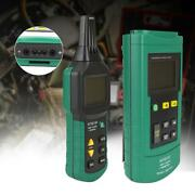 My6818 Network Phone Cable Detector Locator Meter Wire Finder Tester Tracer
