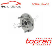 Wheel Hub Front Topran 820 932 G New Oe Replacement