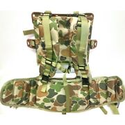 Tactical Force Alice Composite Frame Auscam Yoke Harness Deluxe Belt Combo