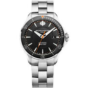 Baume And Mercier Clifton 42mm Swiss Automatic Menand039s Watch 10340