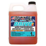 Rev-x Drive-l 10w30 Outdrive Gear Oil Lube - High Performance Marine Lubricant