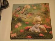 Precious Moments Last Forever 1994 History And Creation Of The Collectibles