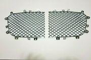Bentley Continental Gt Gtc And Flying Spur Radiator Chrome Grill 04-08