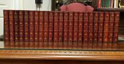 Works Of F. Hopkinson Smith 23 Vols Fine Binding 1908 Novels Stories And Sketches