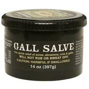 Bickmore Gall Salve, Eliminate Itching, Eczema, Fungus, And Ringworm 14oz.