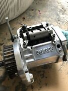 Motorcycle Trans Delkron 5 Speed Trans For 99 Softail Needs Rebuild 2 Nd And 3rd