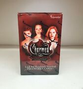 Charmed Connections - Sealed Trading Card Hobby Box - Inkworks 2004