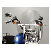 National Cycles Switchblade Windshield Tinted For Harley Davidson 06-19
