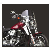 N.cycles Switchblade Chopped Windshield, Clear For Harley-davidson Fxst 80-15