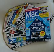 9 Mac Format Magazines. Good Condition. November 2018 To July 2019. Free Post