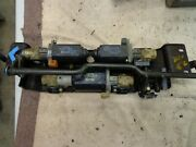 Toyota Supra Mk3 1991-92 Front Drivers Seat Lower Seat Motor Frame With Motors