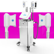 Double Handle Cooling Vacuum Freeze Frozen Cold Weight Loss Removal Machine