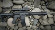 Ar15 Assault Rifle Glossy Poster Picture Photo Banner Cool Weapon Ammo Gear 4112