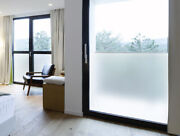 External Dusted Frost Vinyl Privacy Frosted Window Film Glass Matte Etch Tint