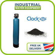 Clack Activated Carbon Water Filter. Chlorine Removal - 0.62 To 14.26 M3/hr