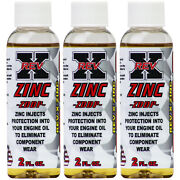 Rev-x Zddp Zinc And Phosphorus 3 - Engine Oil Additive - Restore The Protection