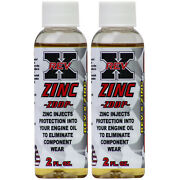 Rev-x Zddp Zinc And Phosphorus 2 - Engine Oil Additive - Restore The Protection
