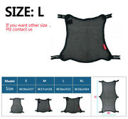 1pc Black Seat Cover Protector Pad For Motorcycle Summer Sun Visor Insulation