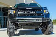 N-fab M-rds Front Bumper Textured Black For 14-17 Toyota Tundra T141mrds-tx