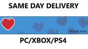 Destiny 2 System Of Peace Emblem Code In Hand Same Day Delivery Ps4/xbox/ps4