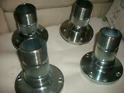 New Set /4 Wire Wheel Hubs 68-80 Mgb Convertable 65-75 Mgb-gt Made In England