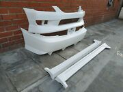 Bodykit Dragon And Chargespeed Style For Lexus Is200 Is300 Toyota Altezza Sxe10