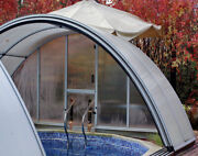 External Solarcool White Conservatory Roof - Coolkote Window Tint Tinting Film