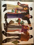 The Beatles Vintage Poster The Electric Last Minute 1960's