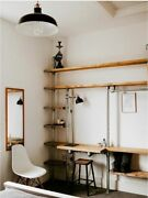 Reclaimed Scaffold Board And Scaffold Pipe Shelving Unit For Any Room